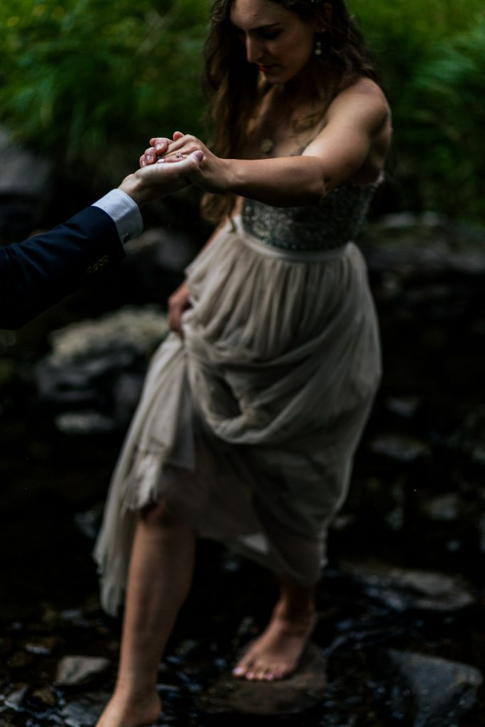 Best Cork wedding photographer gougane barra