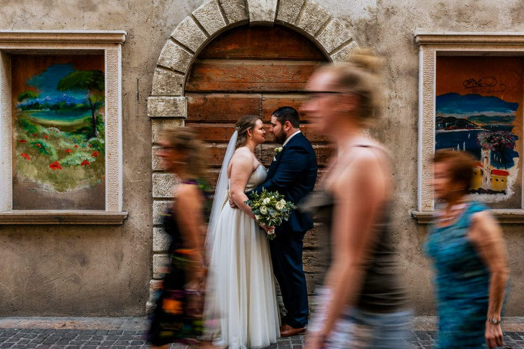 Best Cork wedding photographer Lake Garda