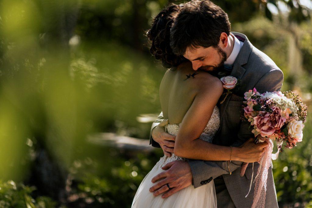 Qunita Bonita Algarve wedding venue couple
