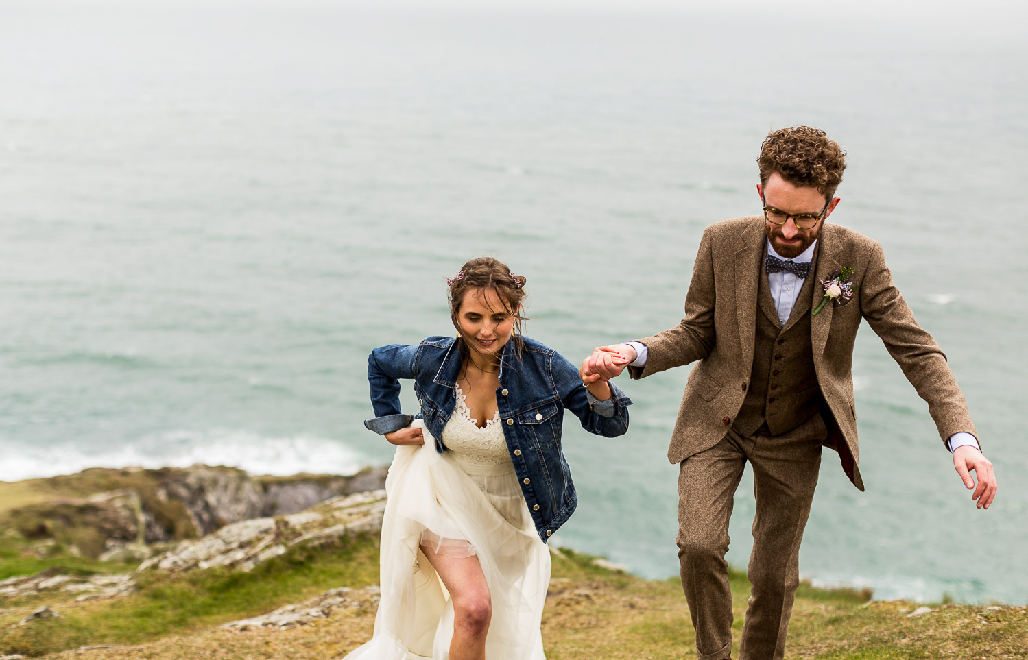 Inish Beg wedding photography video testimonial
