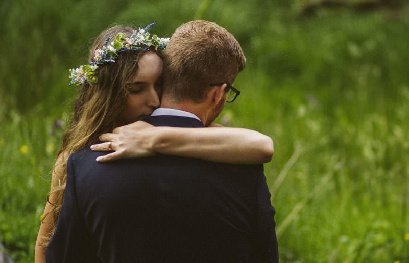 bohemian wedding, boho wedding, gougane barra wedding, alternative wedding, humanist ceremony, emma jervis photography, west cork wedding