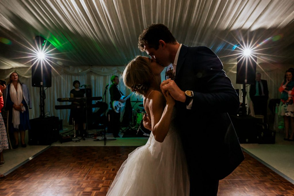 west cork wedding couple dancing