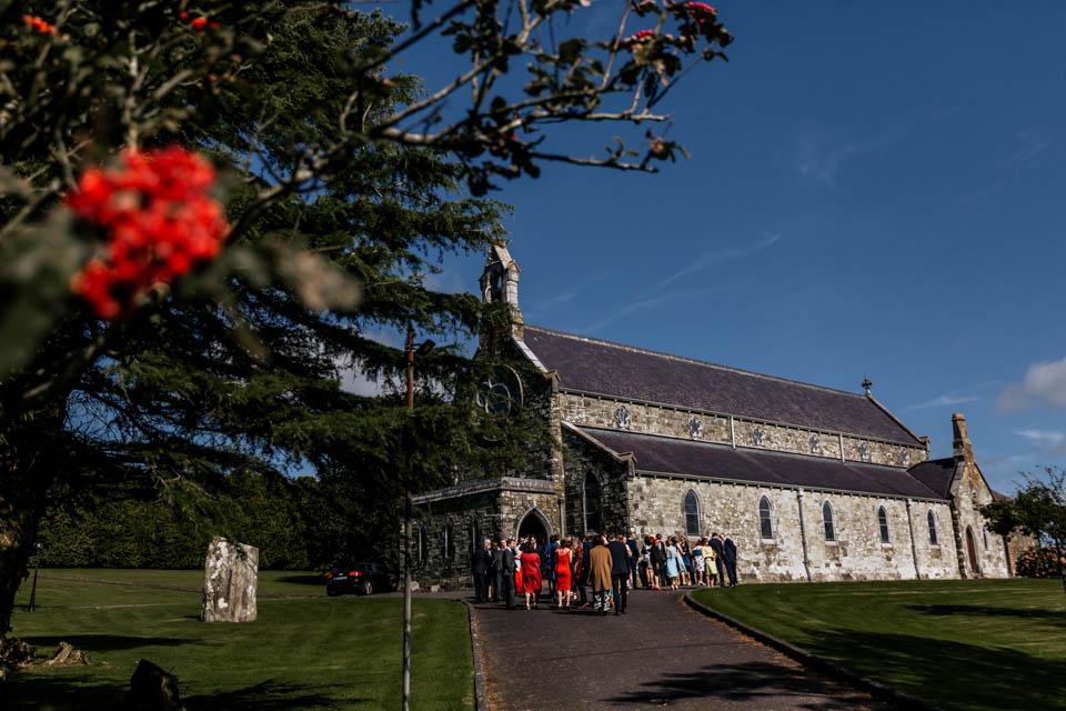 west cork wedding church