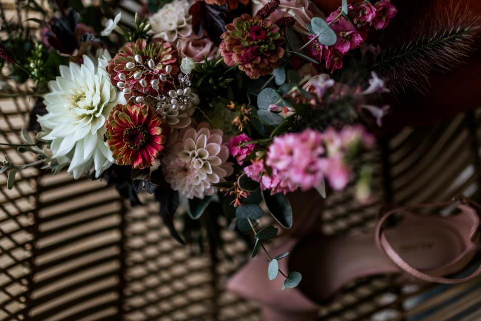 inchydoney lodge and spa wedding flowers