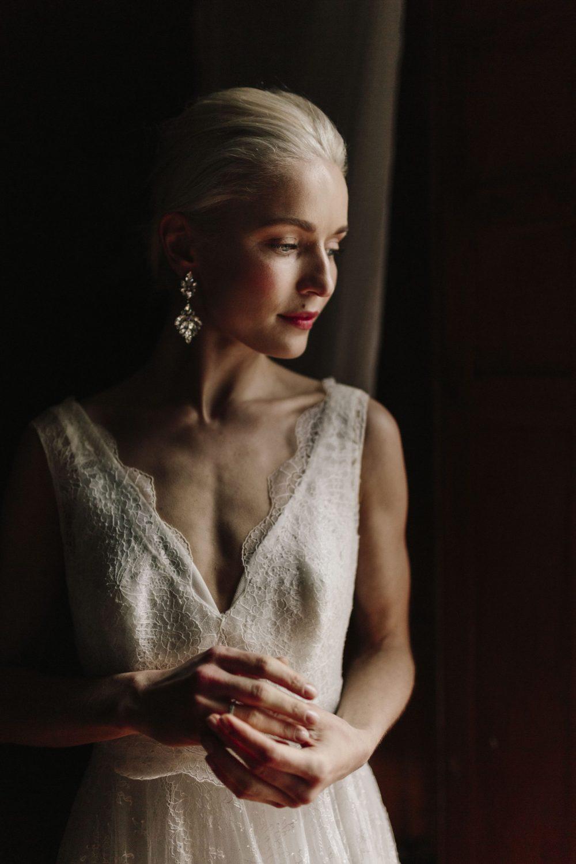 wedding workshop bride model