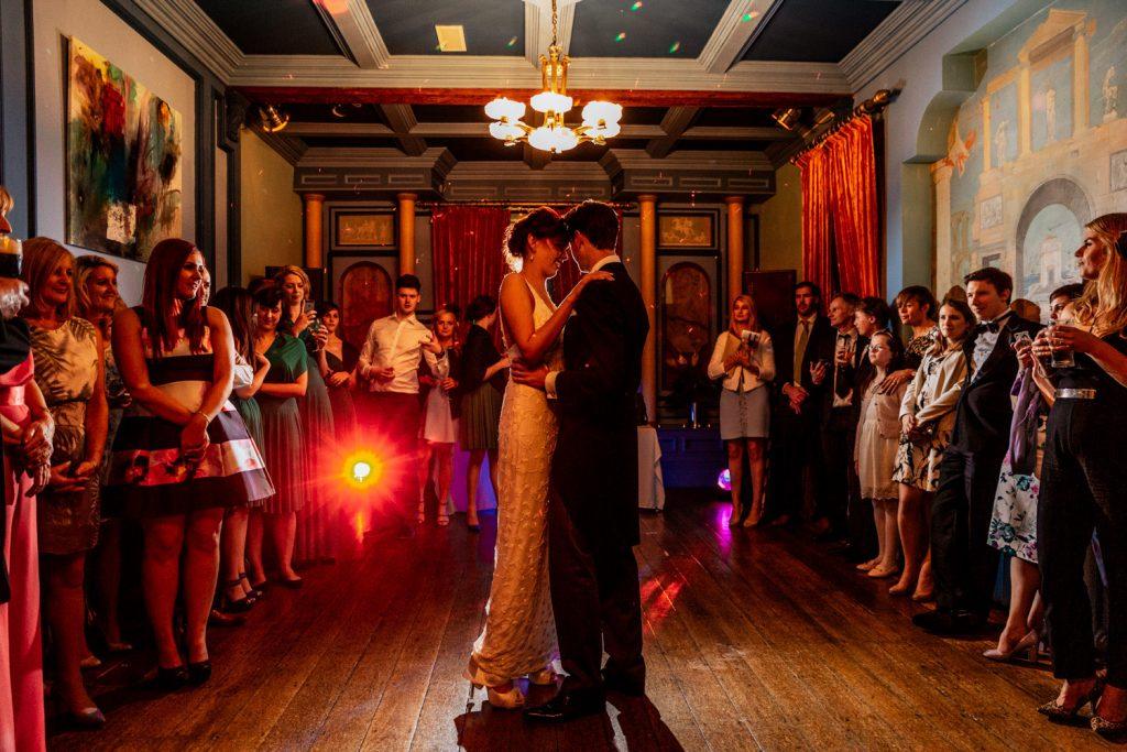 Ballinacurra house wedding first dance