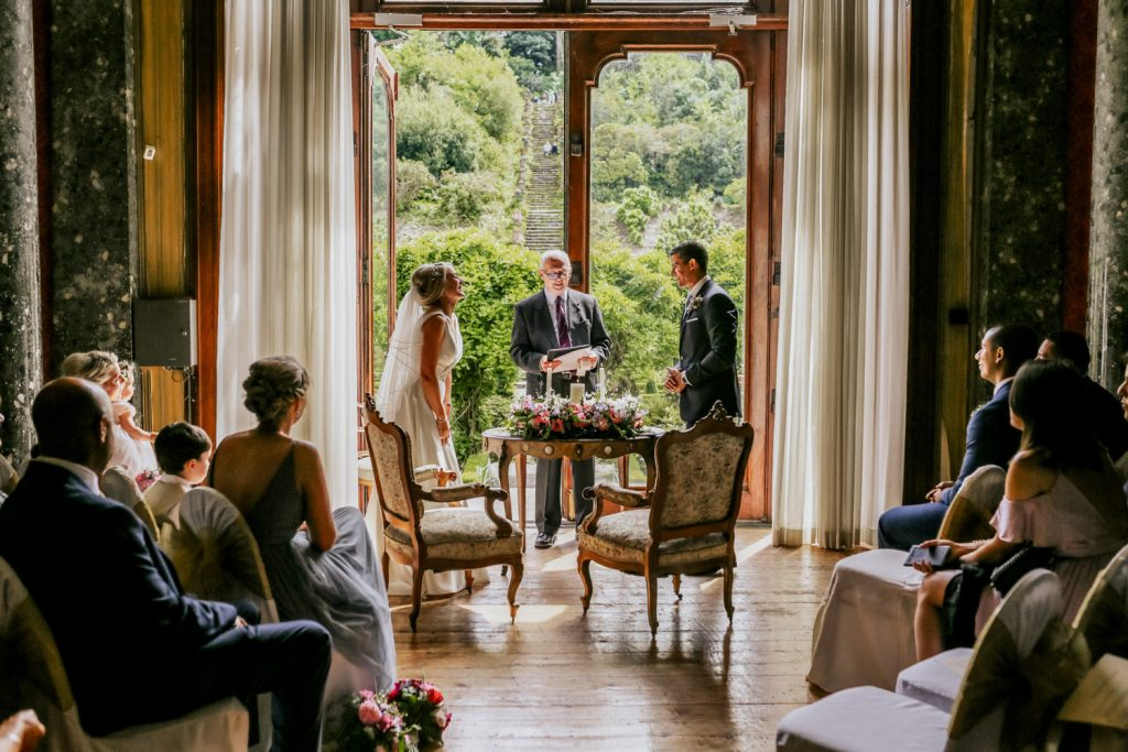 Bantry House humanist wedding ceremony
