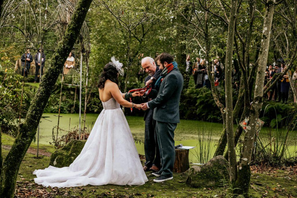 Inish Beg Estate humanist wedding