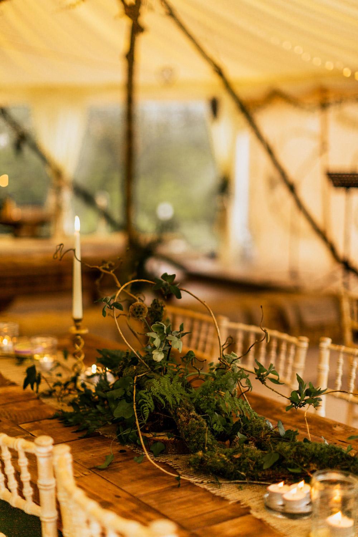 Inish Beg weddings decoration