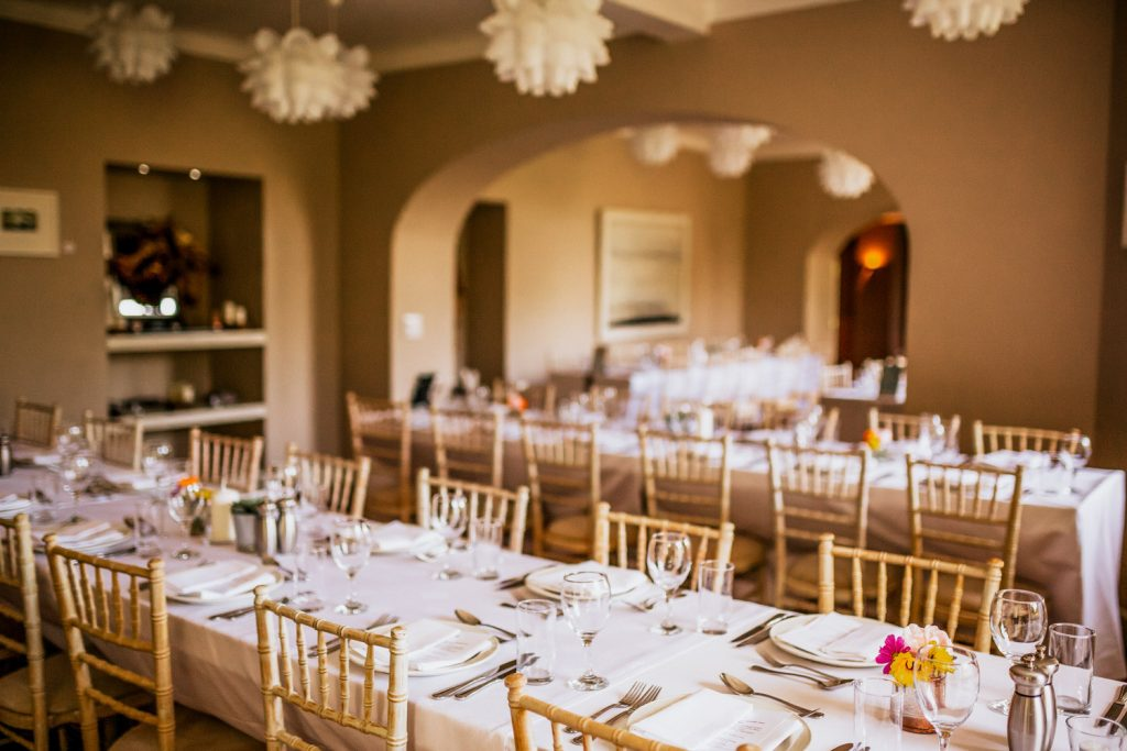 Liss Ard Estate dining room