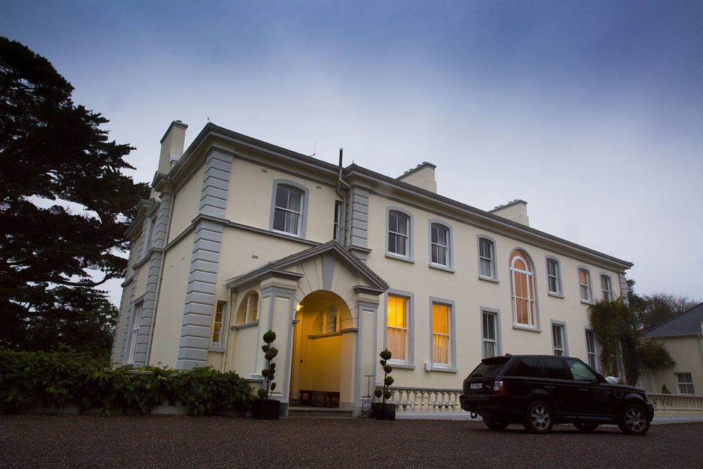 Liss Ard Estate wedding venue