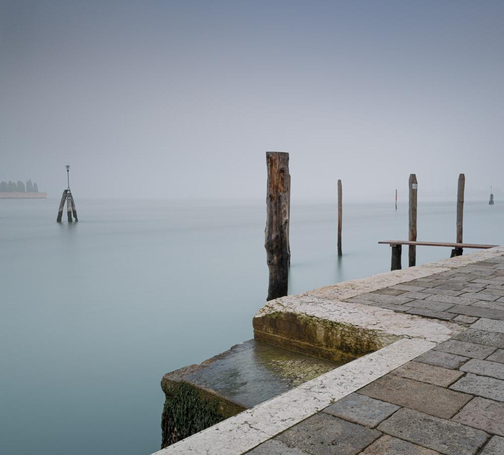 Venice landscape long exposure