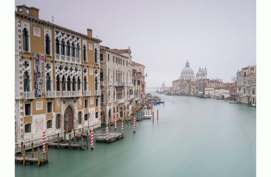 Venice landscape long exposure