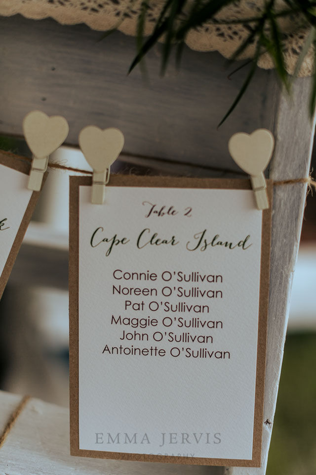 west cork wedding marquee covid times