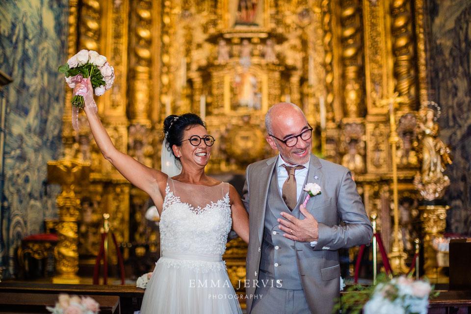 Igreja de São Lourenço wedding