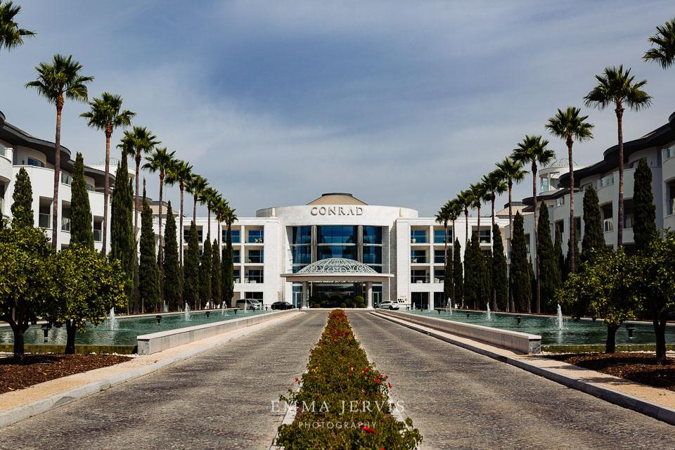 The Conrad Hotel, Algarve, Portugal