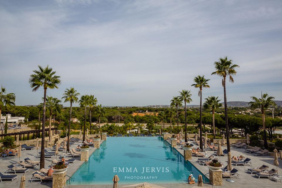 The Conrad Hotel, Vale Do Lobo, Algarve, Portugal